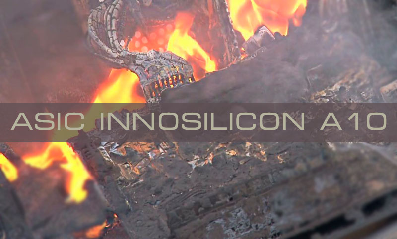 ASIC-майнер Innosilicon Сравнивание эффективность Innosilicon A10