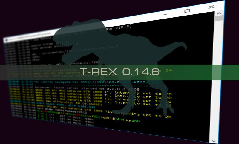T-Rex 0.14.6